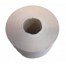 Туалетная бумага 200 метров серая однослойная