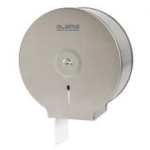 Диспенсер для туалетной бумаги LAIMA PROFESSIONAL BASIC (Система T2) малый, нержавеющая сталь, матовый