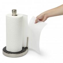 Полотенца бумажные рулонный (2сл. белые) 15 метров (по 2 рулона в спайке)