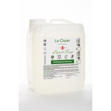 Le Clean LIQUID SOAP 5000 ml . Антибактериальное жидкое мыло.
