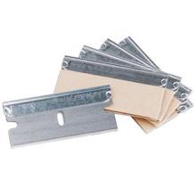 Лезвия хромированные, для карманных скребков 4 см (упак.100 шт.) ACG