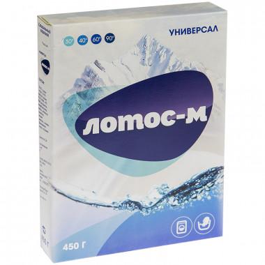 """Стиральный порошок """"Лотос-М Универсал"""" 450 гр."""