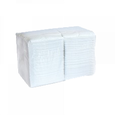Салфетки бумажные 33 х 33 см 200 шт.