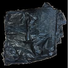 Мешки для мусора ПВД 90/120, 240 литров, 200 штук