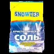 Кристаллическая соль для посудомоечных машин SNOWTER