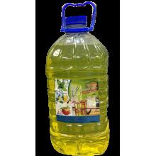 """Универсальное моющее средство """"Цветы лимона"""" 5л."""