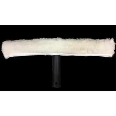 Шубка для очистки окон с держателем 40 см (Н1402)